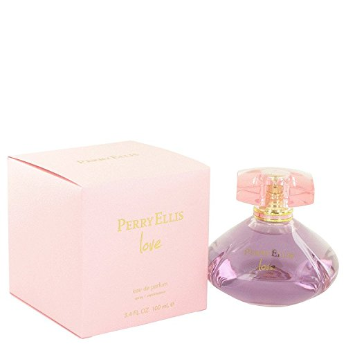 Perry Ellis Love-By-Perry Ellis-3.4 oz Eau De Parfum Spray-for-Women (Perry Ellis Love)