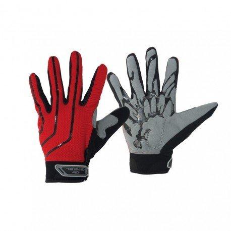 elegante e grazioso spedizione gratuita qualità Gabel Expert Red guanti nordic walking sport e fitness. - M ...