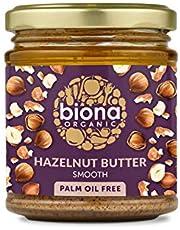 Biona Organic Hazelnut Butter, 170 g