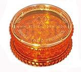 Stortz & Bickle 0930 Volcano Plastic Herb Grinder, 2.3, Orange