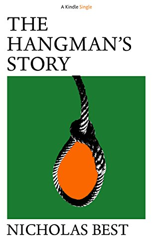 book cover of The Hangman\'s Story