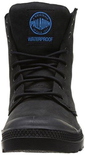 Palladium Spor Cuf Wplu U, Chaussure hautes à lacets mixte adulte Noir (315  Black ... c9efff08c75c