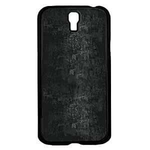 Grey Scratched Wall Hard Snap on Phone Case (Galaxy s4 IV)