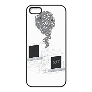 iPhone 4 4s Cell Phone Case Black HORROR GAME Eyhfh