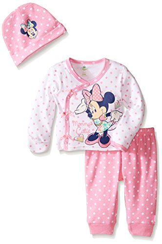 Disney Girls Minnie Mouse Layette