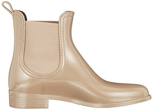 Jelly Para Lemon Botas taupe Chelsea Comfy Beige Mujer aUnqnwdTRf
