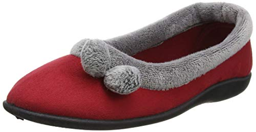 Femme Red Bas Rr Harriet red Chaussons Lotus OxZ8qvv