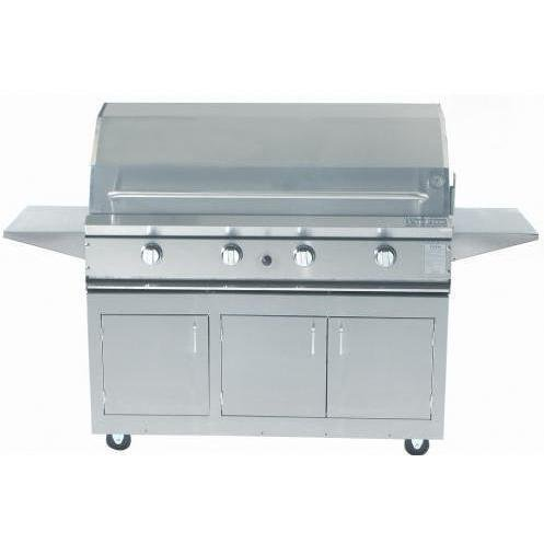 Profire Professional Series 48-inch Freestanding Infrared Hybrid Propane Gas Grill