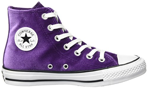 Purple Collo Hi Ctas a Sneaker White Unisex Night Converse Alto wpnS10xRR