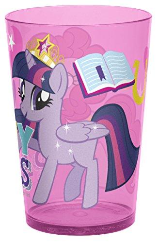 Zak Designs My Little Pony 14 oz. Plastic Tumbler, TV Series