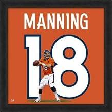 Peyton Manning Denver Broncos 20x20 Framed Uniframe Jersey Photo