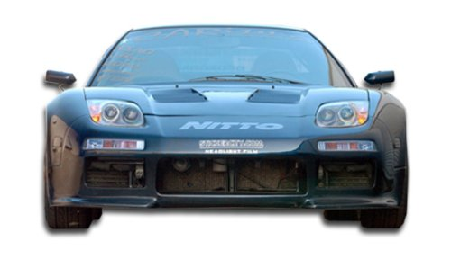 Acura Nsx Gt300 Wide Body - 1991-2001 Acura NSX Duraflex GT300 Wide Body Front Bumper Cover - 1 Piece (Overstock)