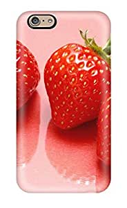 Iphone 6 Case Cover Fresh Strawberries Case - Eco-friendly Packaging