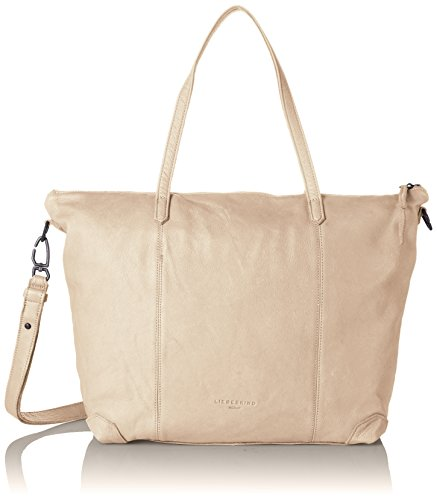 Liebeskind Berlin Women KAETHEC7 VINTAG Shoulder Bag Beige Size: UK One Size (Liebeskind Berlin Designer)