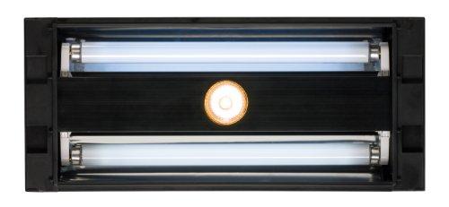 Exo Terra Dual Top 17.7-Inch Canopy for 18-inch Exo Terra Te