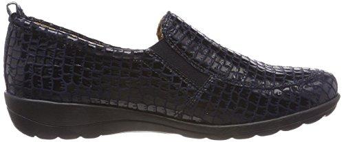 pat Croc Azul 868 Mocasines Para 24601 ocean Mujer Caprice BP4Ozqn