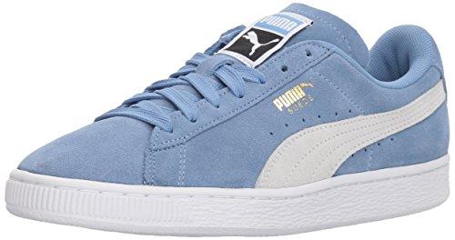 (PUMA Women's Suede Classic Wn Sneaker Allure White, 6.5 M US )