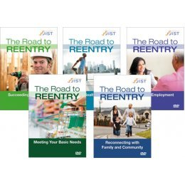 Road to Reentry Video Series (5-DVD Set) by Jist Works