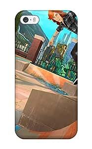New Shaun White Skateboarding Tpu Case Cover, Anti-scratch AnnaSanders Phone Case For Iphone 5/5s 7483102K65480562