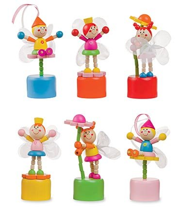 Fairy Fingermajigs Set of 6