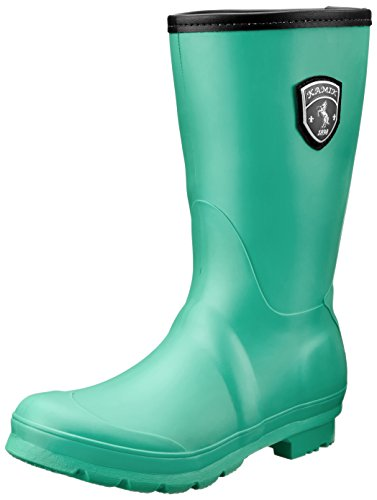 Kamik Women's Jenny Rain Boot,Simply Green,9 M US