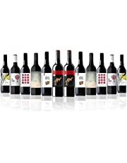 Mixed Aussie Red Dozen feat. Yellow Tail Cabernet Sauvignon (12 Bottles)
