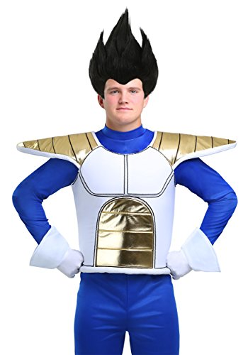 Fun Costumes Adult Dragon Ball Z Saiyan Armor Accessory X-Large ()