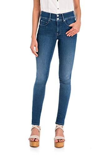 Denim Push Secret Emana Azzuro In Skinny Salsa zqRWxBnAA