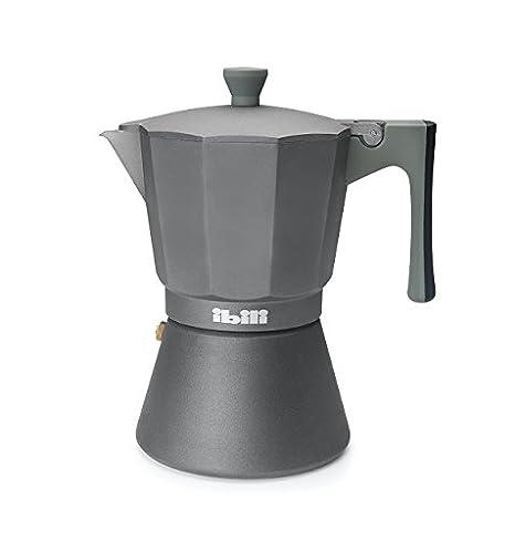 IBILI 621303 - Cafetera Express Il Sapore 3 Tazas: Amazon.es: Hogar