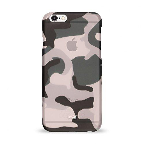 Artwizz 1019-1851 Camouflage Clip Rückseitenschutz für Apple iPhone 6/6s Plus