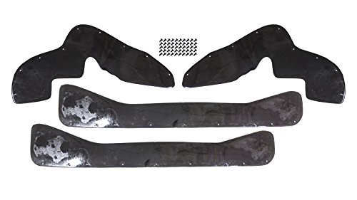 Performance Accessories, Chevy, 2WD and 4WD, Non-HD, 1500HD, 2500 HD, Gap Guards for 3