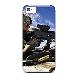New Design Shatterproof BIMAzYU5366LZmPf Case For Iphone 5c (military Warfare)