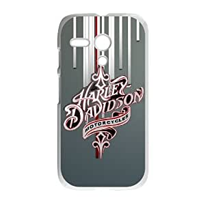 Motorola G cell phone cases White Harley Davidson fashion phone cases YEH0738291