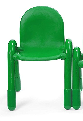 Angeles 11 in Baseline Child Chair in Shamrock Green - Chair Angeles Baseline