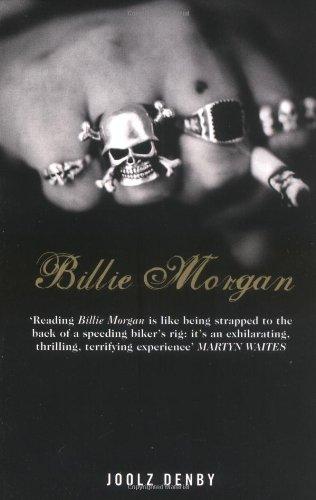 book cover of Billie Morgan