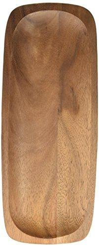 - Noritake Kona Wood 15-Inch Rectangular Platter