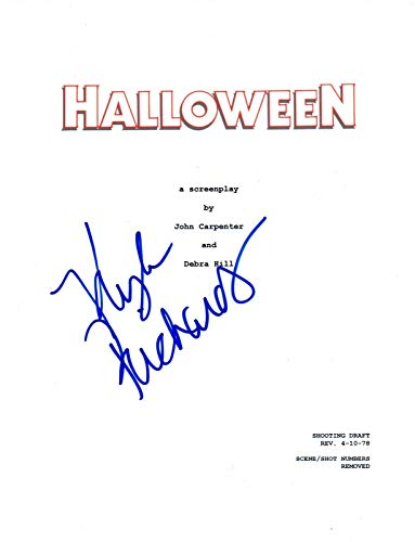 Kyle Richards Signed Autographed HALLOWEEN Movie Script -