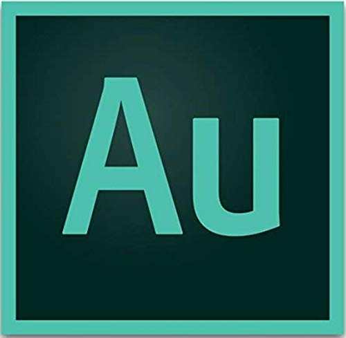 Adobe Audition | Audio recording, editing, and mixing software | 12-month Subscription with auto-renewal, billed monthly, PC/Mac (Video Recording Software)