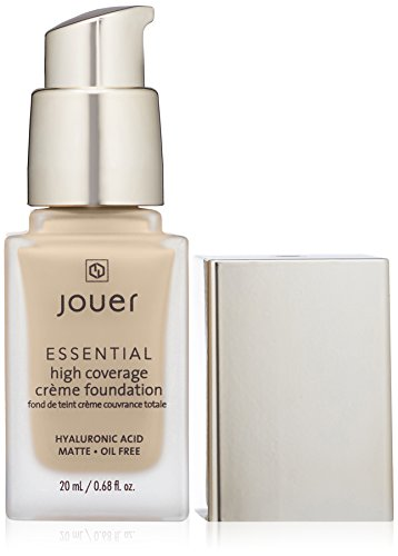 High Pearl Finish (Jouer Essential High Coverage Creme Foundation, Pearl)