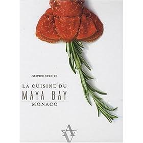La cuisine du Maya Bay Monaco