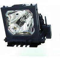 Compatible Lamp Replacement DT00591 for Projector 3M X70 / Dukane ImagePro 8935 / Hitachi CP-X1200 / Hitachi CP-X1200W / Hitachi CP-X1200WA / Liesegang dv 540 flex / ViewSonic PJ1165 / Ask Proxima C440 / Proxima DP8300 / Proxima DP8400 / Proxima DP8400X / InFocus LP840