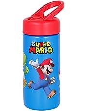 PP fles Playground 410 ml Super Mario