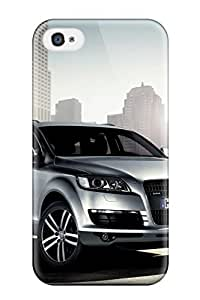 New Shockproof Protection Case Cover For Iphone 4/4s/ Audi Q7 25 Case Cover