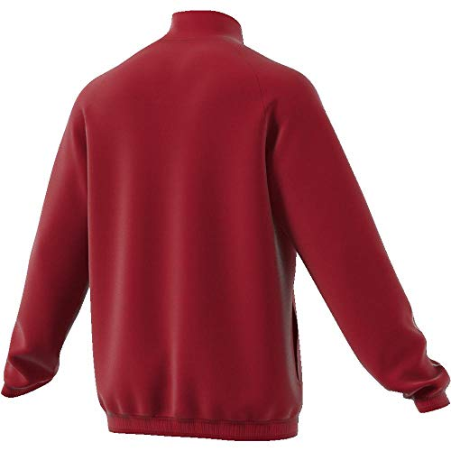 bianco Adidas Rosso Giacca rosso Pre Uomo Jkt Core18 qBA4f
