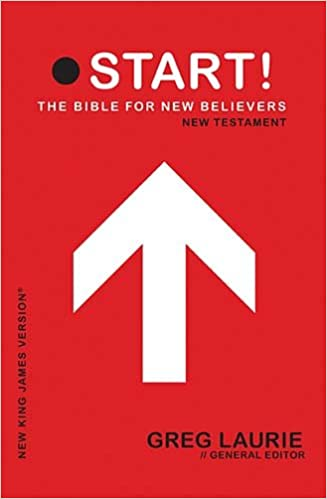 Book NKJV START BIBLE FOR NEW BELIEVERS NT PB