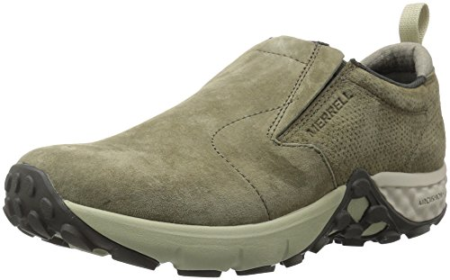 Merrell Women's Jungle Moc AC+ Fashion Sneaker, Dusty Olive, 6.5 M US