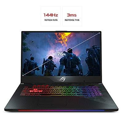 """ROG Strix SCAR II Gaming Laptop, 17.3"""" 144Hz 3ms IPS Type"""