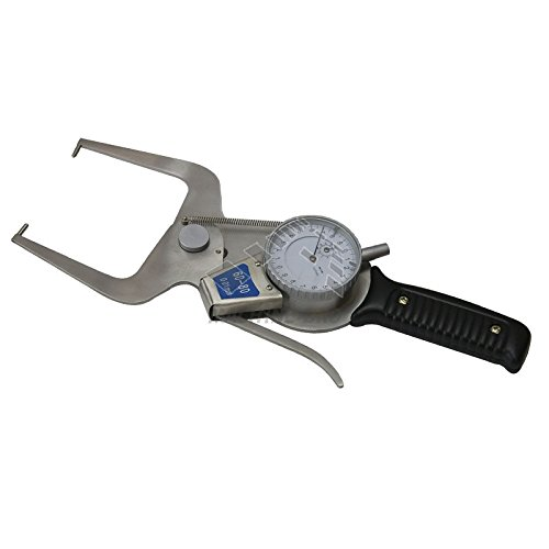 2.4 to 3.1 inches (60-80mm) External Dial Calipers