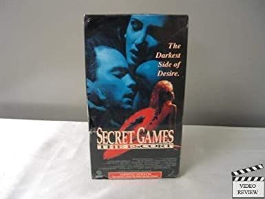 The Escort Review >> Amazon Com Secret Games 2 The Escort Vhs Martin Hewitt