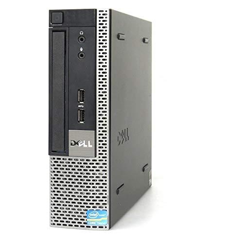 Renewed  Dell Optiplex Desktop  Core i5 4  GB 500 GB HDD Windows MS Office Intel HD Graphics , Black